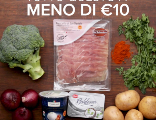 Lidl: accordo con il food network Tasty