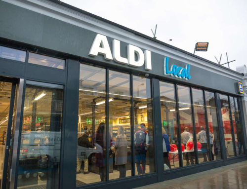 Aldi lancia il format local