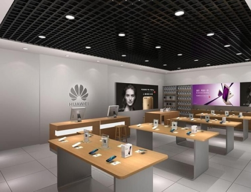 Huawei Space: un flagship store a Madrid